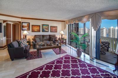 Aventura Condo For Sale: 1000 W Island Blvd #2908