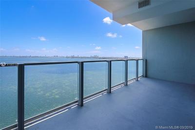 Biscayne Beach, Biscayne Beach Club, Biscayne Beach Condo, Biscayne Beach Club Condo, Biscayne Beach Residences Rental For Rent: 2900 NE 7th Ave #1805