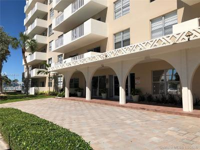 Island Place, Island Place At North Ba, Island Place At North Bay Condo For Sale: 1455 N Treasure Dr #4D