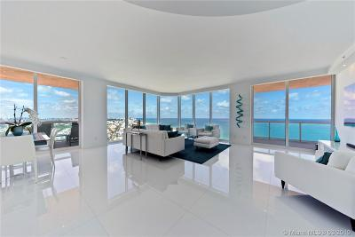 Portofino Tower, Portofino Tower Condo, Portofino Towers Rental For Rent: 300 S Pointe Dr #3905