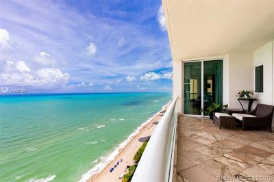 Sunny Isles Beach Rental For Rent: 16051 Collins Ave #2204