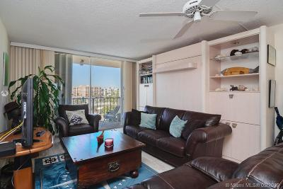 Pompano Beach Condo For Sale: 1009 N Ocean Blvd #PH3