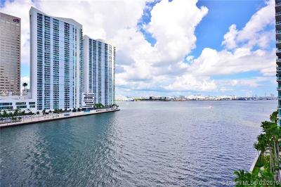 Condo For Sale: 901 Brickell Key Blvd #806