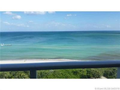 Miami Beach Condo For Sale: 5445 Collins Ave #829
