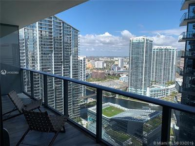 Condo For Sale: 801 S Miami Ave #3608