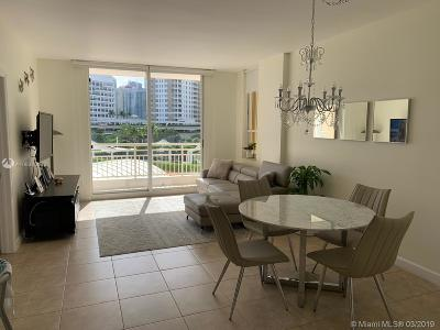 Condo For Sale: 888 Brickell Key Dr #502