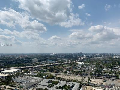 Miami Rental Leased: 1600 NE 1 Ave #2911