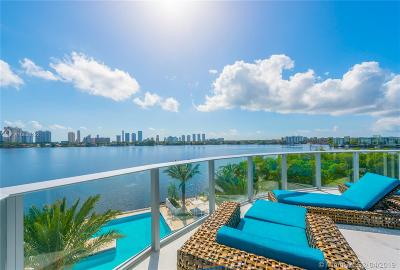 North Miami Condo For Sale: 17111 Biscayne Blvd #411