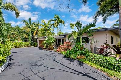 Wilton Manors Single Family Home For Sale: 2100 NE 15th Ave