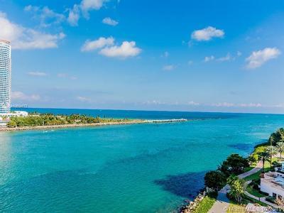 Aventura, Bal Harbour, Bay Harbor Islands, Coconut Grove, Coral Gables, Miami Beach, Pinecrest, South Miami, Sunny Isles Beach, Surfside, Williams Island Condo For Sale: 7084 Fisher Island Dr #7084