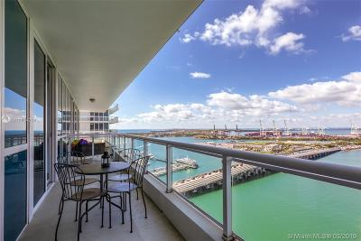 Miami Beach Rental Leased: 540 West Ave #2412