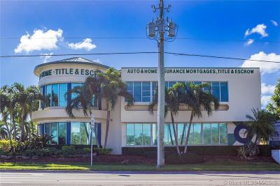 Cutler Bay Commercial For Sale: 18400 SW 97th Ave