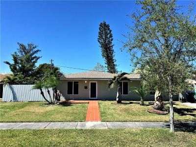 Cutler Bay Single Family Home For Sale: 19800 SW 101st Ct
