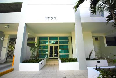 Brickell View West, Brickell View West Condo Rental Leased: 1723 SW 2nd Ave #803