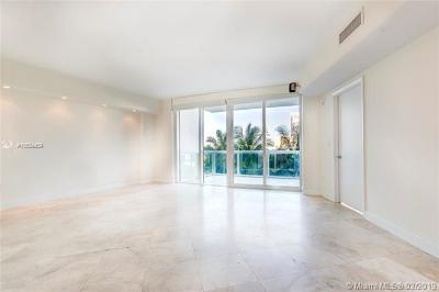 Miami Beach Condo For Sale: 1000 S Pointe Dr #706