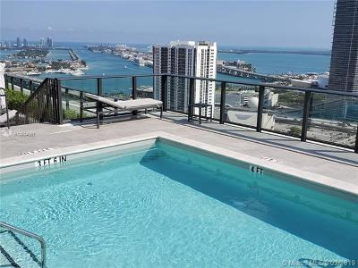 Miami Rental For Rent: 1600 NE 1 Ave #1514