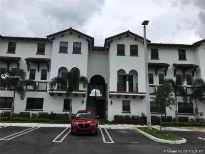 Miami Condo For Sale: 10630 NW 88th St #113