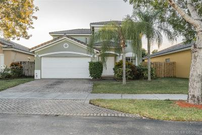 Single Family Home Sold: 14254 SW 155th Ct