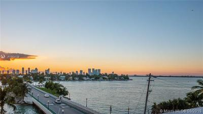 Miami Beach Condo For Sale: 3 Island Ave #5D