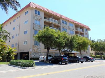 Club Of Bay Harbor Condo Condo For Sale: 1120 99th St #206