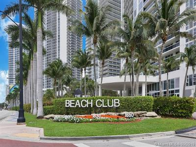 Hallandale Condo For Sale: 1830 S Ocean Dr #1002