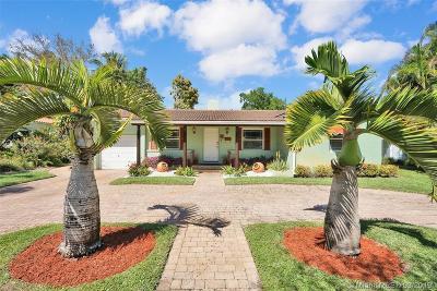 Miami Shores Single Family Home Sold: 65 NE 107th St