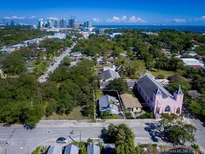 Miami Single Family Home For Sale: 3475-77 Hibiscus St