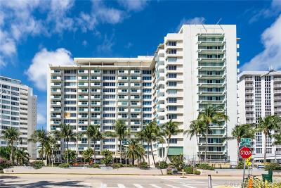 Miami Beach Rental For Rent: 1200 West Ave #524