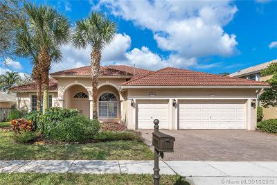 Pembroke Pines Single Family Home Active With Contract: 2190 NW 125th Ter
