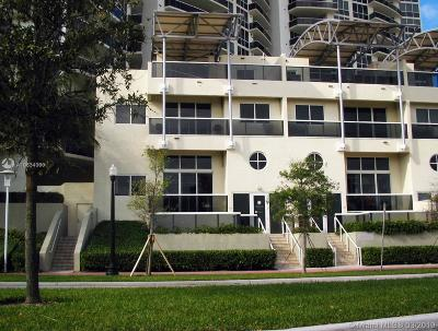 Miami Beach Rental For Rent: 400 Alton Rd #TH-1A