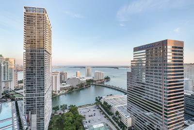 Miami Condo For Sale: 500 Brickell Ave #3701