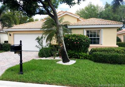 Boynton Beach Single Family Home For Sale: 12072 Tevere Dr