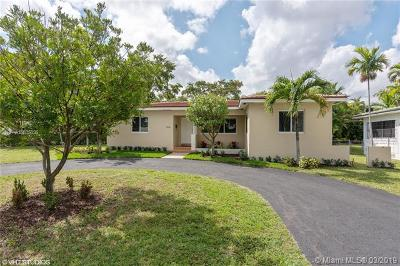 Coral Gables Single Family Home For Sale: 3136 Coconut Grove Dr