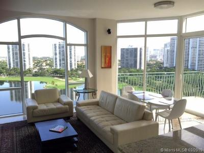 Aventura Condo For Sale: 20000 E Country Club Dr #TS10