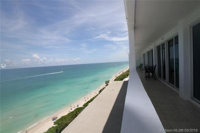 Miami Beach Condo For Sale: 5445 Collins Ave #TS1