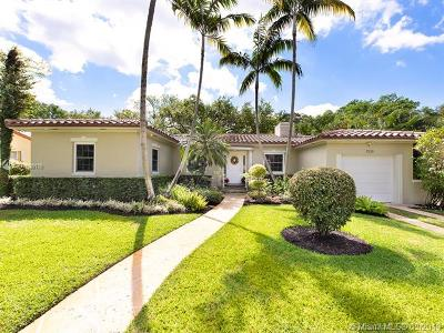 Miami Shores Single Family Home For Sale: 1036 NE 95th St