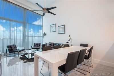 Miami Beach Condo For Sale: 5445 Collins Ave #M14