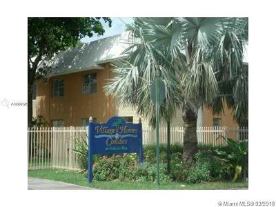 Palmetto Bay Condo Sold: 17255 SW 95th Ave #348