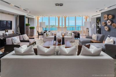 Miami Beach Condo For Sale: 7143 Fisher Island Drive #7143