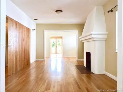 Coral Gables Rental Leased: 1106 Genoa St