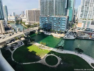 Condo For Sale: 475 Brickell Ave #1810