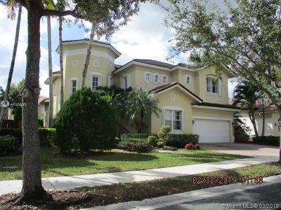 Doral Single Family Home Sold: 11142 NW 71st Ter
