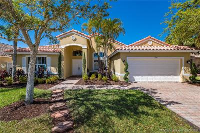 Pembroke Pines Single Family Home For Sale: 1550 SW 191st Ter