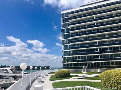Miami Beach Condo For Sale: 900 Bay Dr #623