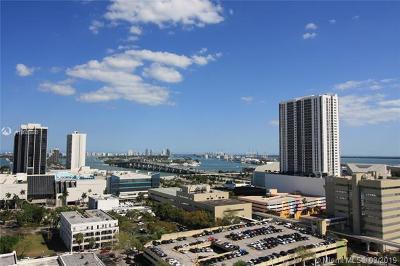 Miami Condo For Sale: 1600 NE 1 Ave #1701