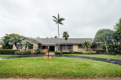 Palmetto Bay Single Family Home Sold: 7400 SW 144th Ter