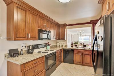 Sunrise Condo Active With Contract: 2901 N Nob Hill Rd #106