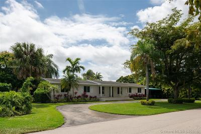 Pinecrest Rental For Rent: 7300 SW 107th Ter