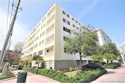 Rental Leased: 1400 Lincoln Rd #201