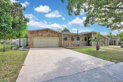 Cooper City Single Family Home Sold: 5006 SW 90th Way